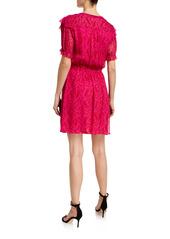 ba&sh Matcha Dress