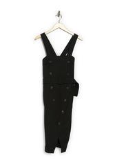 ba&sh Moon Belted Sleeveless Dress