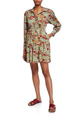 ba&sh Poldie Dress