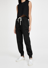 Bassike Double Jersey Track Pants