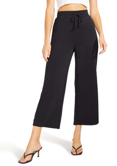 BB Dakota x Steve Madden Anywhere Anytime Crop Wide Leg Pants