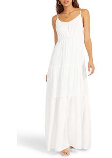 BB Dakota Been So Long Tiered Dress