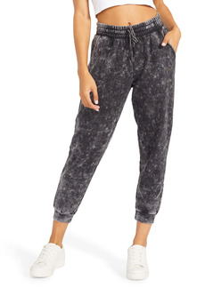 BB Dakota x Steve Madden Carbon Copy Jogger Pants