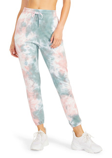 BB Dakota Dye Don't Care Tie Dye Joggers