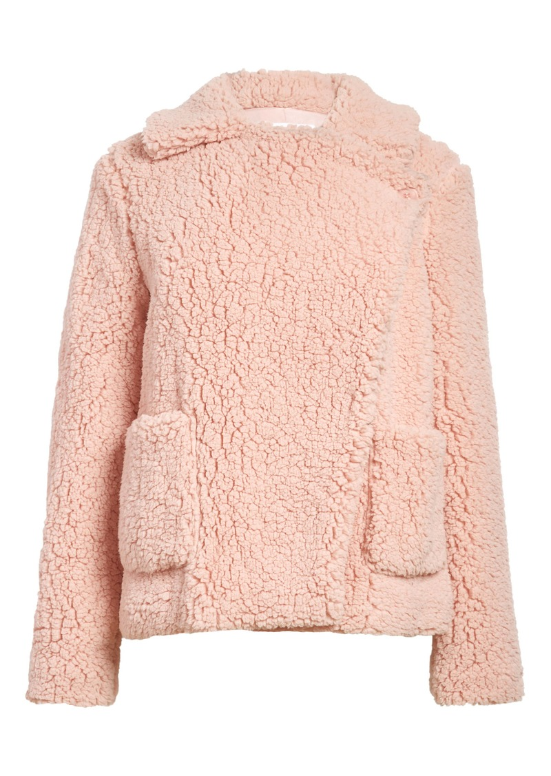 BB Dakota Faux Fur Jacket