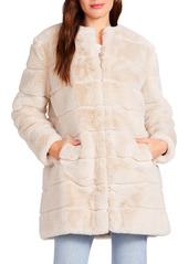 BB Dakota Fur Elise Faux Fur Coat