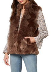 BB Dakota Fur What It's Worth Vest
