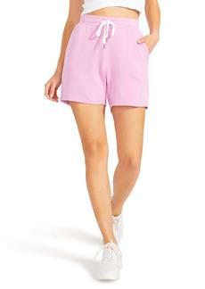 BB Dakota x Steve Madden Go Long Drawstring Shorts