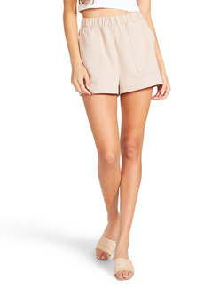 BB Dakota x Steve Madden Here Today Crinkle Shorts