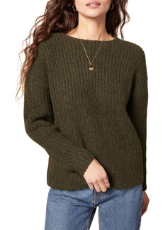 BB Dakota Knits a Look Crewneck Sweater