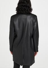 BB Dakota Madge Vegan Leather Coat