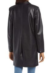 BB Dakota Model Behavior Faux Leather Coat