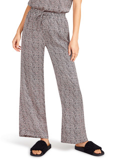 BB Dakota Night Out Animal Print Lounge Pants