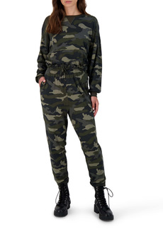 BB Dakota x Steve Madden Nothin' to See Here Camo Pullover