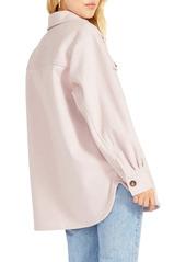 BB Dakota x Steve Madden That's Just It Herringbone Jacket