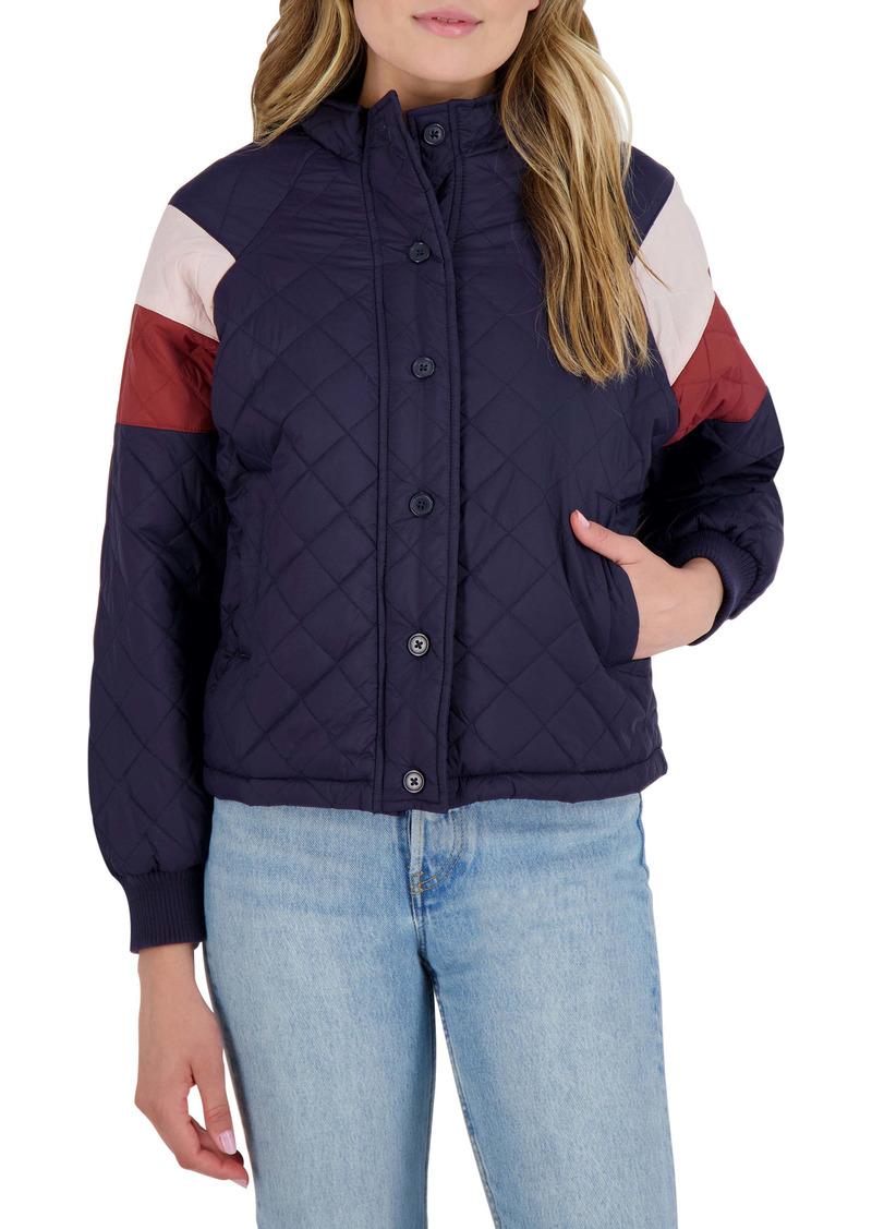 BB Dakota Training Day Quilted Nylon Jacket