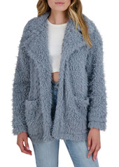 BB Dakota Warming Signs Wubby Faux Fur Coat