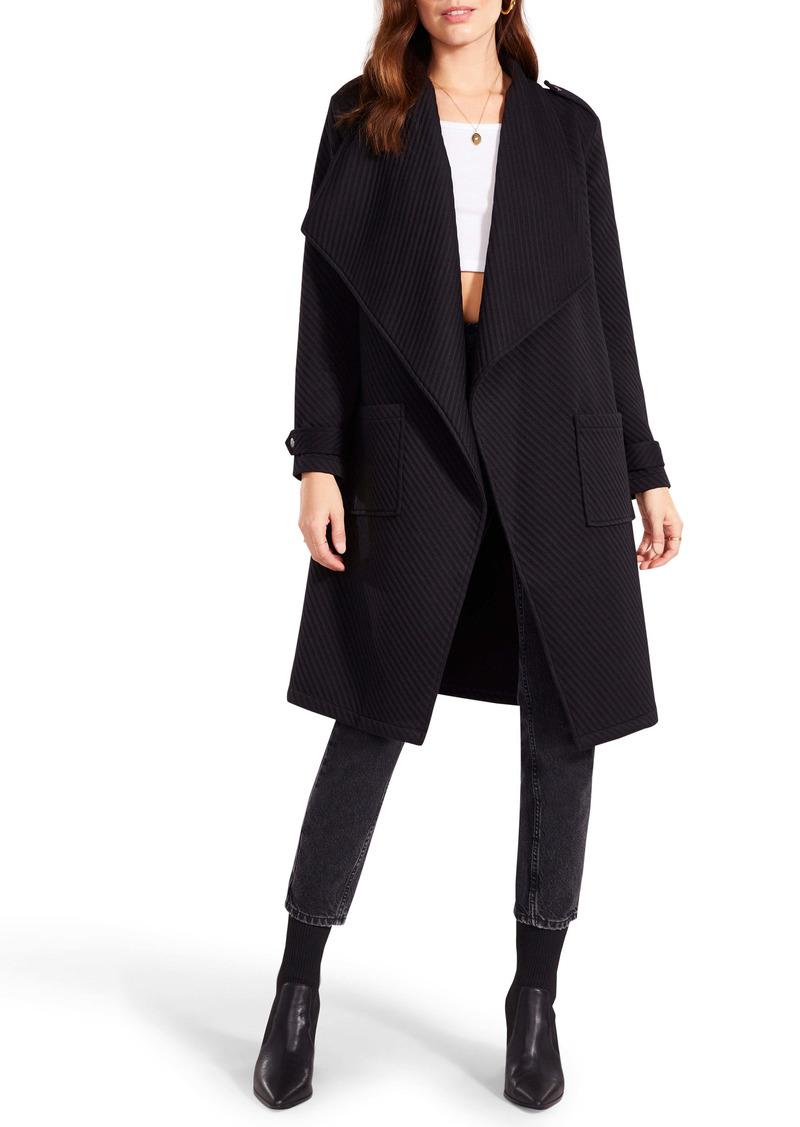BB Dakota Wing Collar Ottoman Knit Jacket