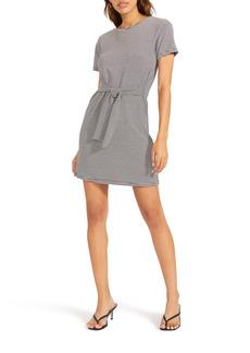 BB Dakota BB Daktota x Steve Madden Desire Lines Stripe T-Shirt Dress