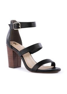 BC Footwear Justified Ankle Strap Sandal (Women)