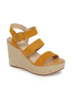 Women's Bc Footwear Snack Bar Vegan Espadrille Wedge Sandal