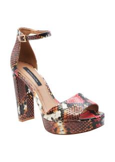 BCBG Max Azria BCBGMAXAZRIA Claire Ankle Strap Platform Sandal (Women)