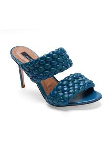 BCBG Max Azria BCBGMAXAZRIA Kayla Woven Slide Sandal (Women)