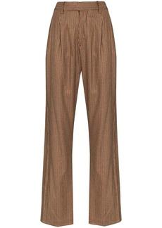 Ben Taverniti Unravel Project hybrid straight-leg trousers