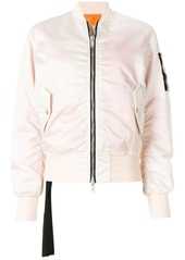 Ben Taverniti Unravel Project basic bomber jacket