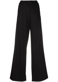 Ben Taverniti Unravel Project side-stripe wide-leg track pants