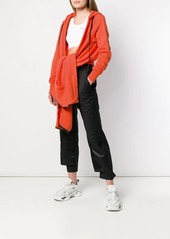 Ben Taverniti Unravel Project tie front jacket