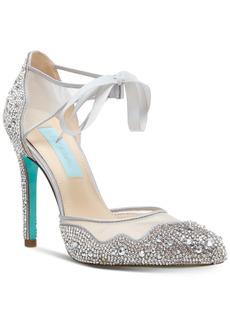 Betsey Johnson Iris Pumps Women's Shoes