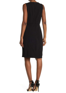 Betsey Johnson V-Neck Sleeveless Dress