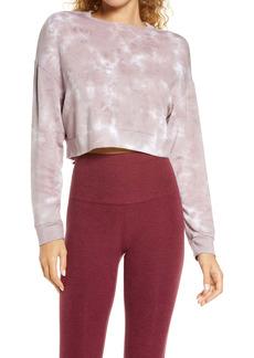 Beyond Yoga Garment Tie-Dye Pullover