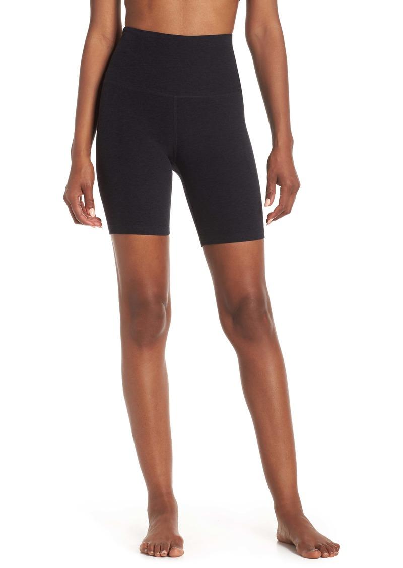 Beyond Yoga High Waist Bike Shorts