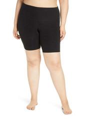 Beyond Yoga High Waist Bopo Bike Shorts (Plus Size)