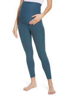 Beyond Yoga Love the Bump Maternity Capri Leggings