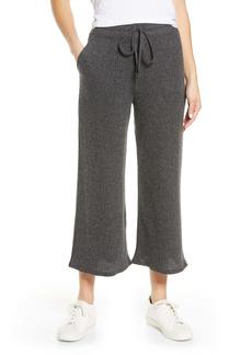 Beyond Yoga Wide Leg Crop Sweatpants
