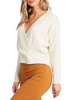 Billabong Carry On Wrap Sweater