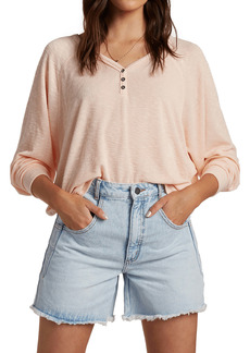 Billabong From Here Ribbed Top