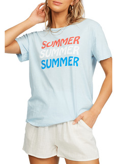 Billabong Summer Forever Graphic Tee