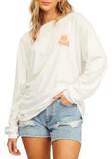 Billabong Touch the Sky Long Sleeve Graphic Tee