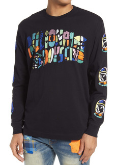 Billionaire Boys Club Men's Abstract Arch Graphic Tee