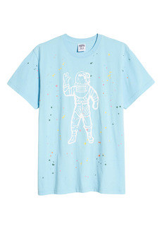 Billionaire Boys Club Men's Astro Spattered Graphic Tee