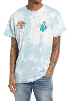 Billionaire Boys Club Men's Evac Embroidered T-Shirt