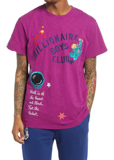Billionaire Boys Club Men's Rov Graphic Tee