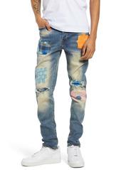 Billionaire Boys Club Men's Trek Jeans (Glacier)