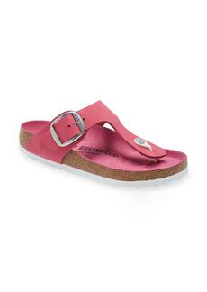Birkenstock Gizeh Big Buckle Slide Sandal (Women)