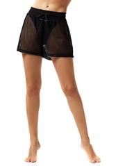 Blanc Noir Poolside Shorts