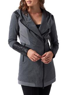 Women's Blanc Noir Traveller Mesh Inset Jacket
